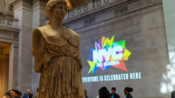 World Pride Welcome party at the Metropolitan Museum of Art