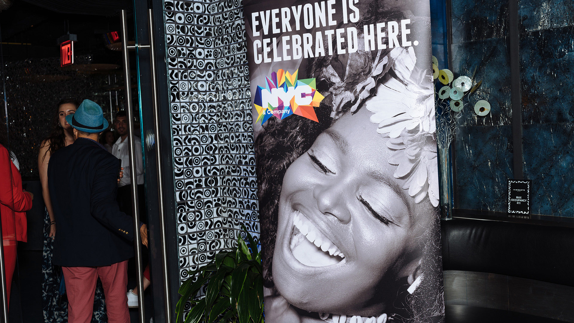 Proud Experiences banner at 10 Corso Como
