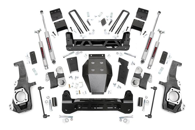5in GM NTD Suspension Lift Kit (20-21 2500HD)