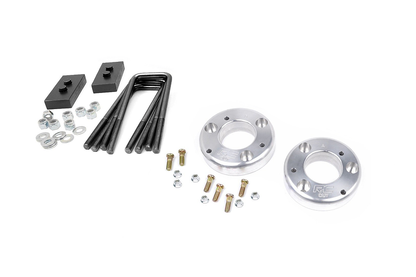 2in Ford Leveling Lift Kit (2021 F-150)