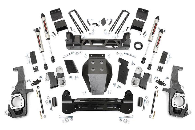 7.5in GM NTD Suspension Lift Kit / V2 (11-19 2500HD/3500HD)