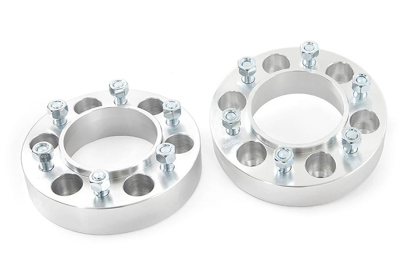 1.5-inch Toyota Wheel Spacers | Pair (05-21 Tacoma / 10-20 4Runner)