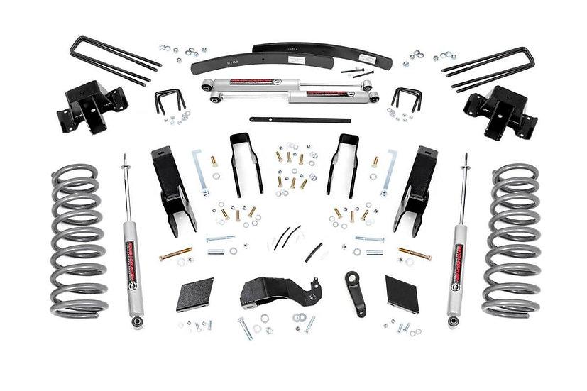 5in Dodge Suspension Lift Kit (94-99 Ram 2500 4WD)