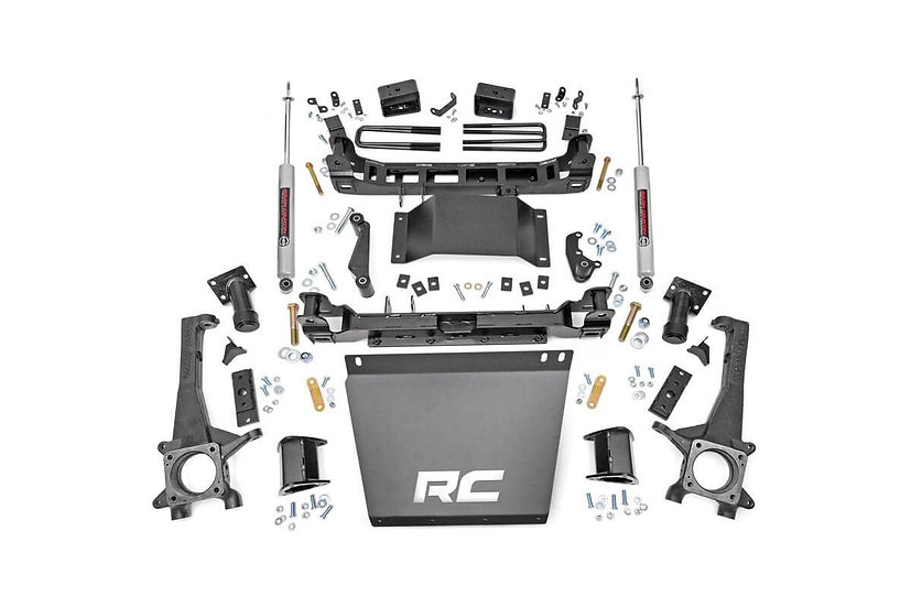 4in Toyota Suspension Lift Kit (16-21 Tacoma 4WD/2WD)