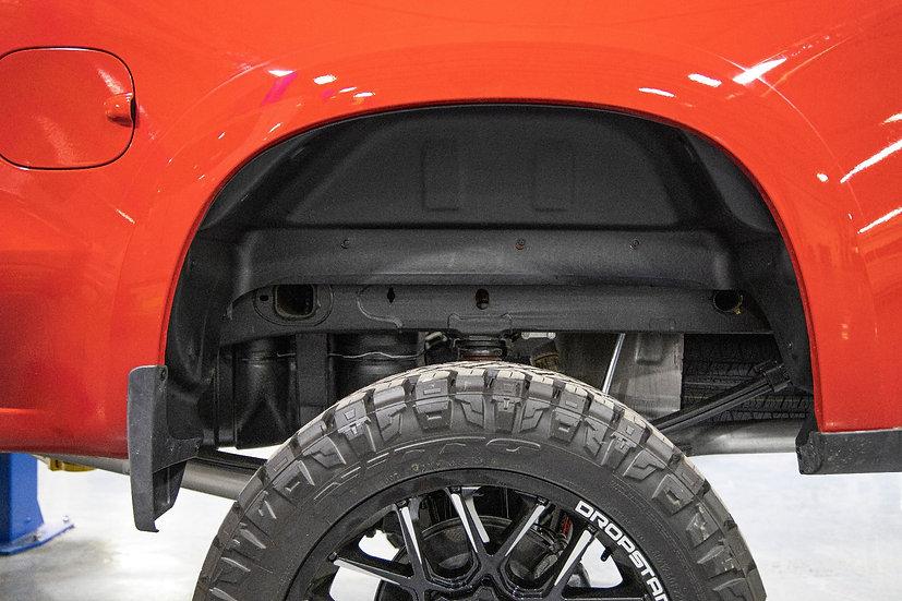 Chevrolet Rear Wheel Well Liners (19-21 Silverado 1500)