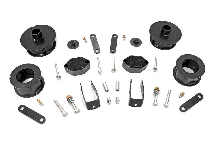 2.5in Jeep Suspension Lift Kit (07-18 Wrangler JK)