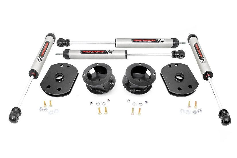 2.5in Ram Lift Kit   V2 Shocks (14-20 2500 4WD)