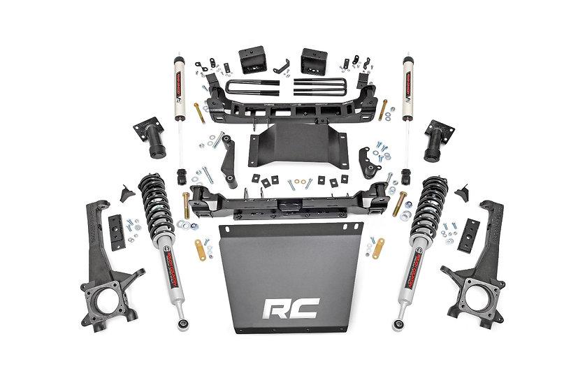6in Toyota Suspension Lift Kit w/ N3 Struts & V2 Shocks (16-21 Tacoma 4WD/2WD)