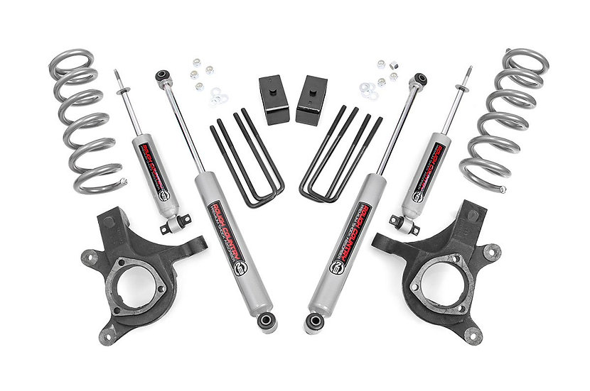 4.5in GM Suspension Lift Kit (99-06 1500 PU 2WD)