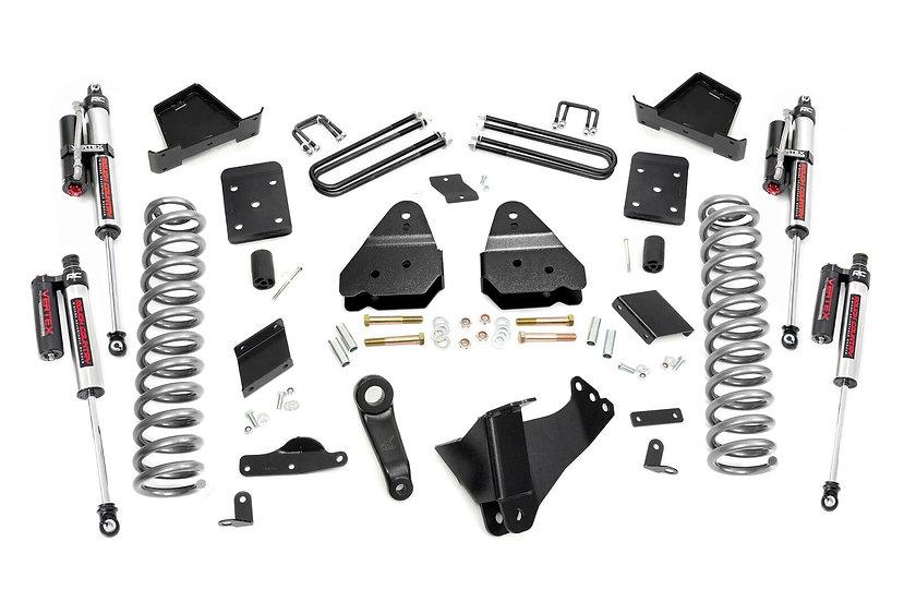 4.5in Ford Suspension Lift Kit | Vertex (15-16 F-250 4WD | w/Overloads)