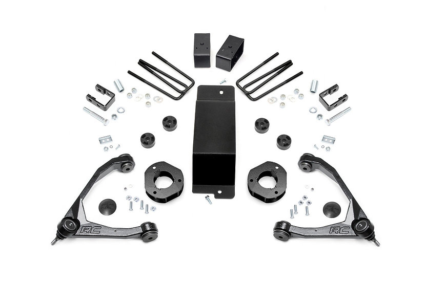 3.5in GMC Suspension Lift Kit (14-16 1500 Denali PU 4WD w/MagneRide)
