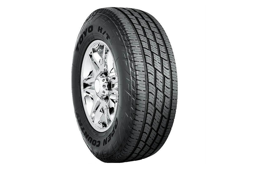 265/50R20, Toyo Open Country H/T II