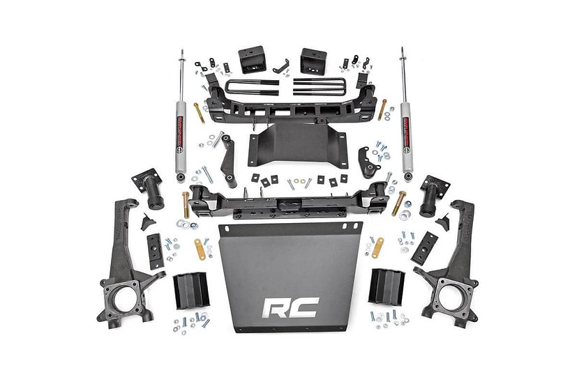 6in Toyota Suspension Lift Kit (05-15 Tacoma 4WD/2WD)