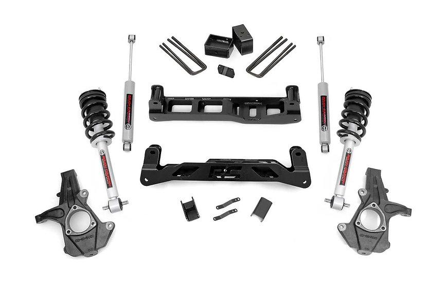 5in GM Suspension Lift Kit w/N3 Shocks & Struts (07-13 1500 PU)