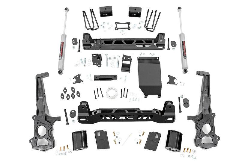 6in Ford Suspension Lift Kit (19-20 Ranger 4WD)