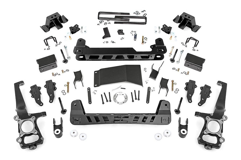 4.5in Ford Suspension Lift Kit (17-18 F-150 Raptor)