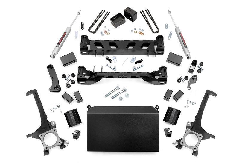 4.5in Toyota Suspension Lift Kit (07-15 Tundra)