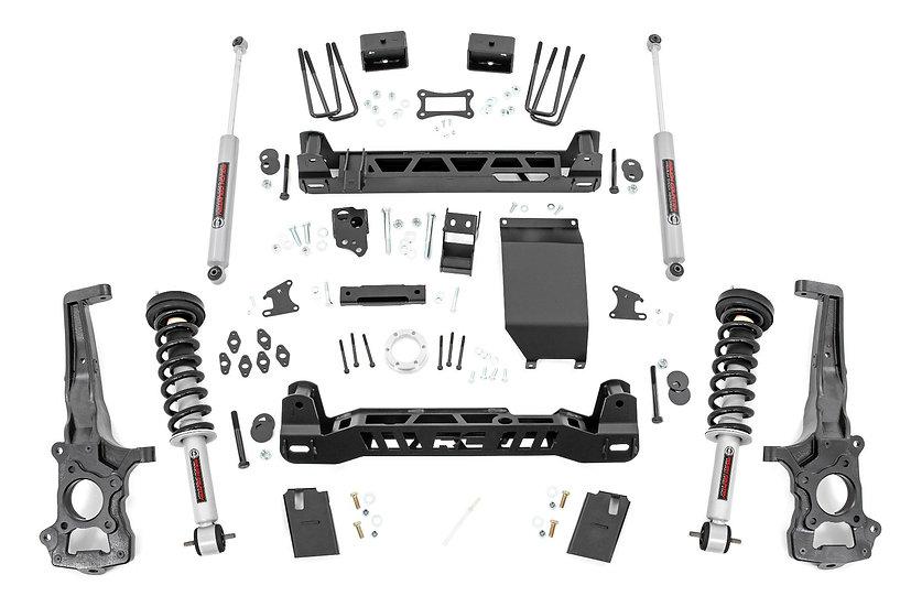 6in Ford Suspension Lift Kit w/ N3 Struts (19-20 Ranger 4WD)