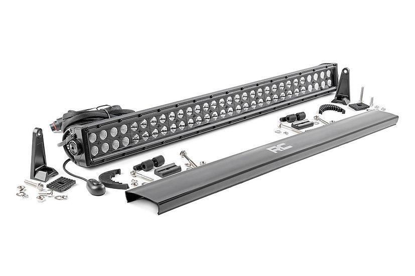 30-inch Cree LED Light Bar - (Dual Row | Black Series)