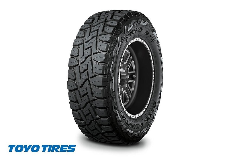 35x12.50R20, Toyo Open Country R/T