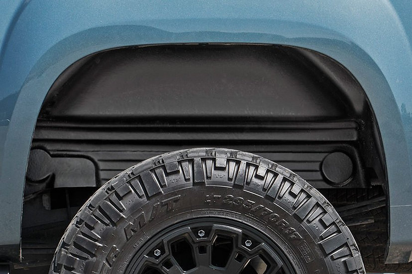 Chevrolet Rear Wheel Well Liners (07-13 1500 / 07-10 HD PU)