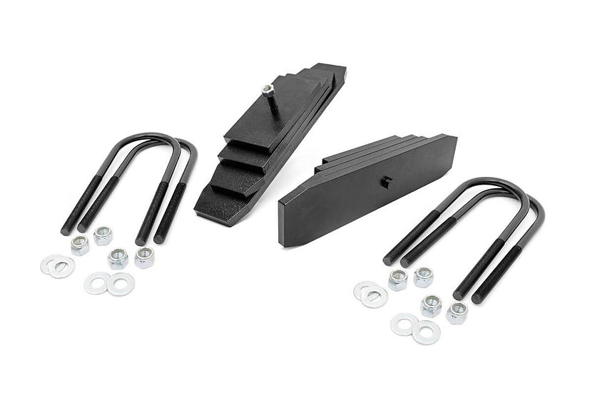 2in Ford Leveling Lift Kit (00-05 Excursion 4WD)