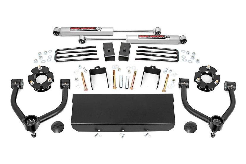 3in Nissan Bolt-On Lift Kit (16-20 Titan XD 2WD/4WD)