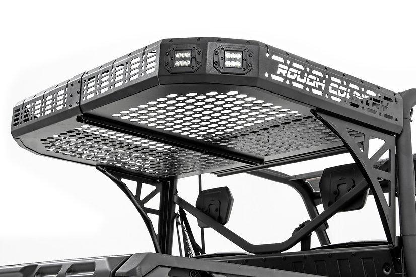 Can-Am Rear Cargo Rack w/o Cube Lights (17-20 Defender)
