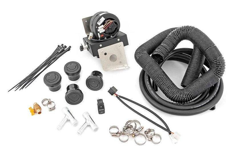 Can-Am 16K BTU Hidden Fan Heater Kit (09-21 Commander)