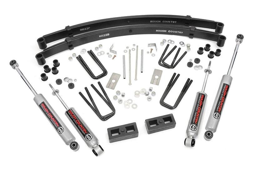 3in Toyota Suspension Lift Kit