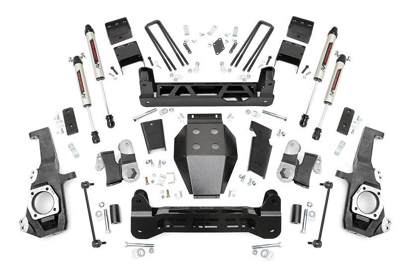 5in GM NTD Suspension Lift Kit   V2 (20-21 2500HD)