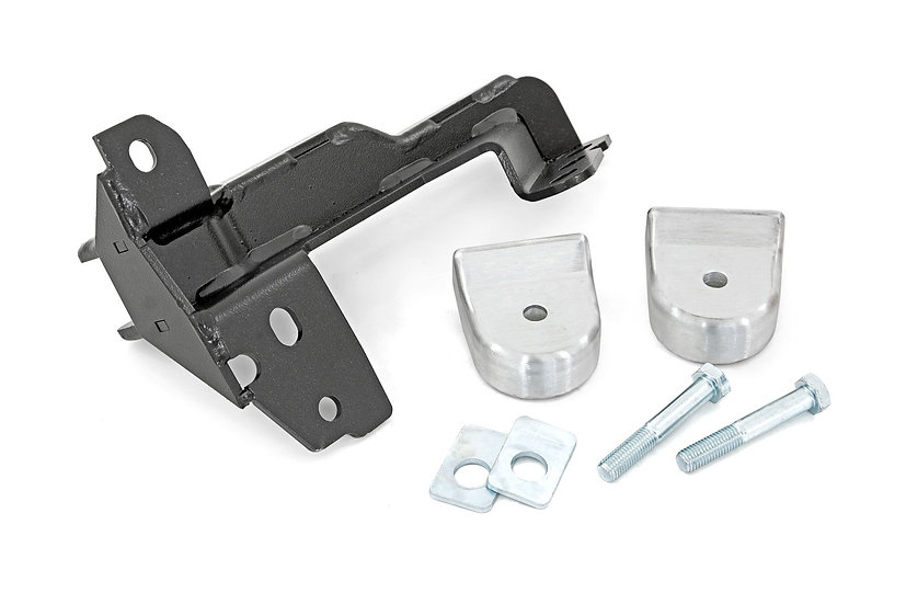 2in Ford Leveling Kit w/Track Bar Bracket (17-20 F-250 Super Duty)