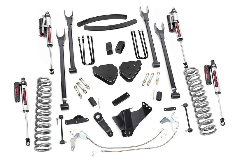 6in Ford 4-Link Suspension Lift Kit (Diesel)