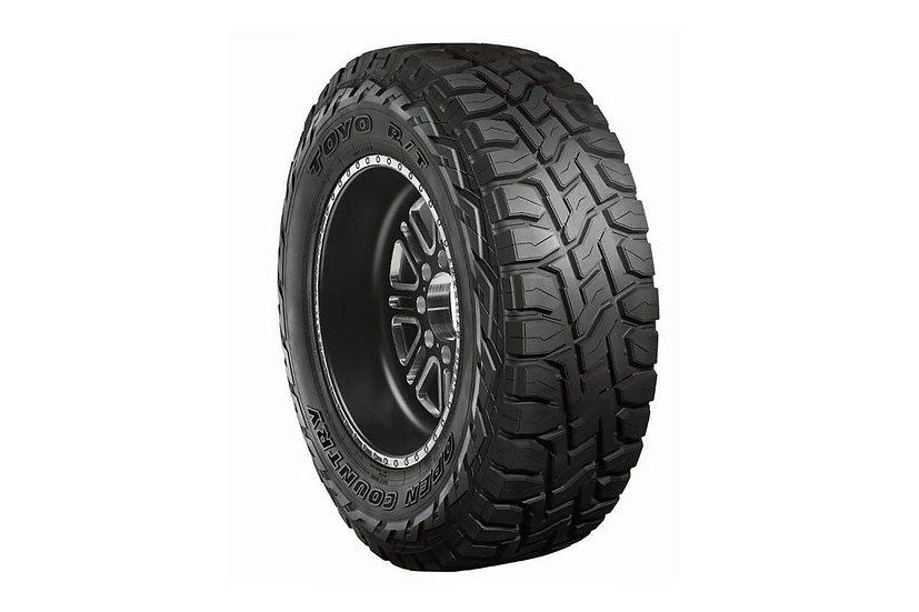 37x12.50R22LT, Toyo Open Country R/T