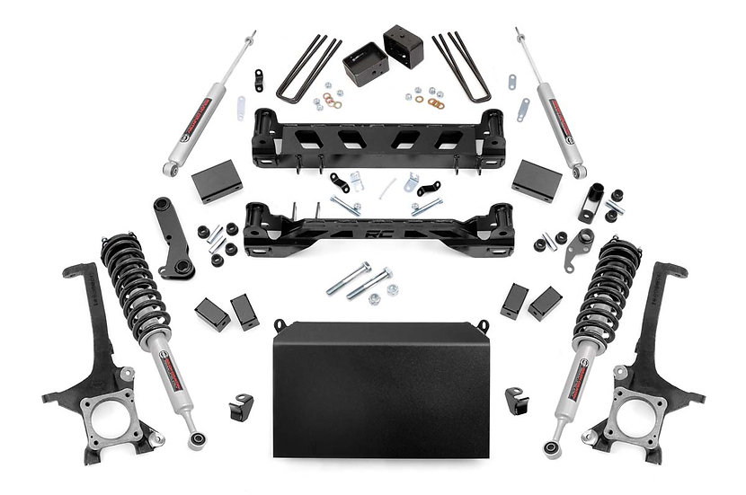 6in Toyota Suspension Lift Kit | Lifted N3 Struts (16-20 Tundra 4WD)