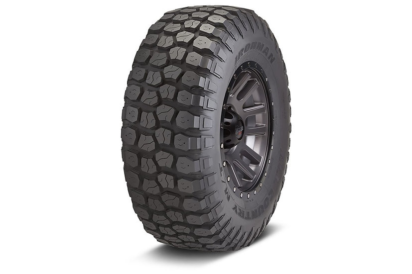 33x12.50R20, Ironman All Country M/T