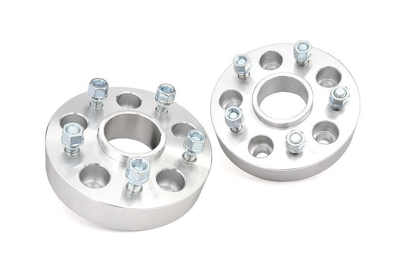 2-inch Wheel Spacers (Pair)