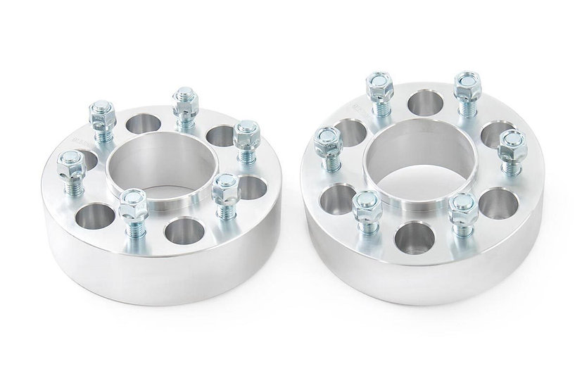 2-inch Ford Wheel Spacers | Pair (04-14 F-150)