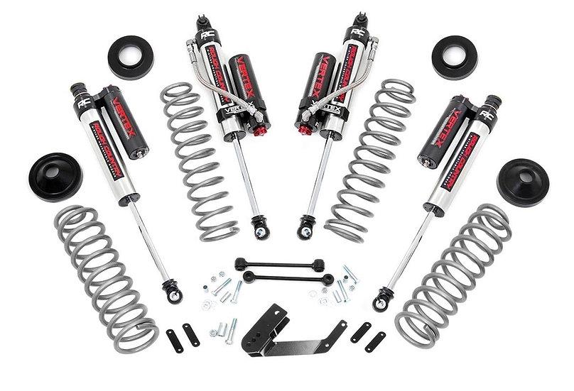 3.25in Jeep Suspension Lift Kit w/ Vertex Shocks (07-18 Wrangler JK)