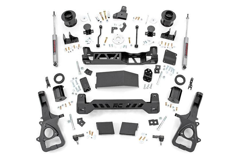 6in Ram Suspension Lift Kit (19-21 Ram 1500 4WD | 22XL Factory Wheel Models)