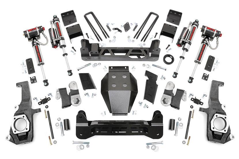 7.5in GM NTD Suspension Lift Kit | Vertex (11-19 2500HD/3500HD)