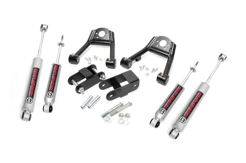 1.5-2in Nissan Suspension Lift Kit