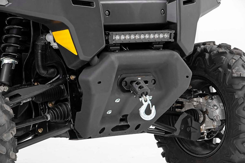 Can-Am Defender Winch Mounting Plate (16-20 HD8/HD10)