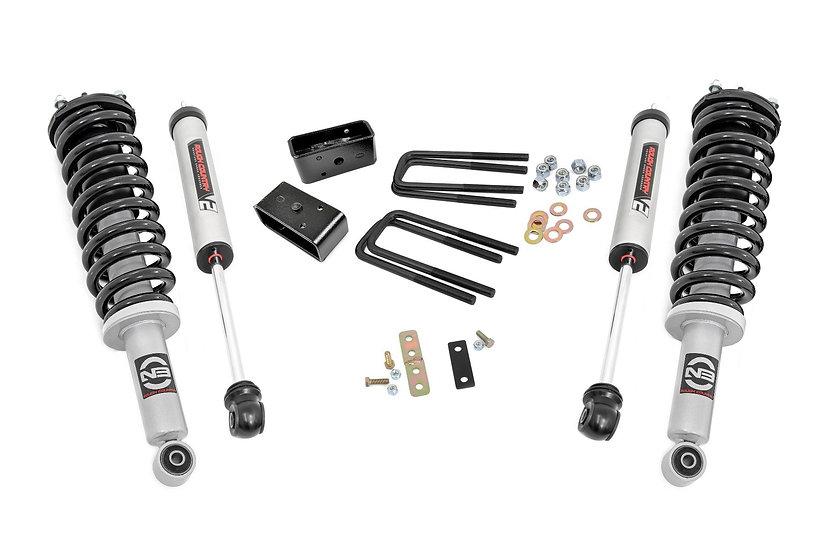 2.5in Toyota Suspension Lift Kit w/N3 Struts and V2 Shocks