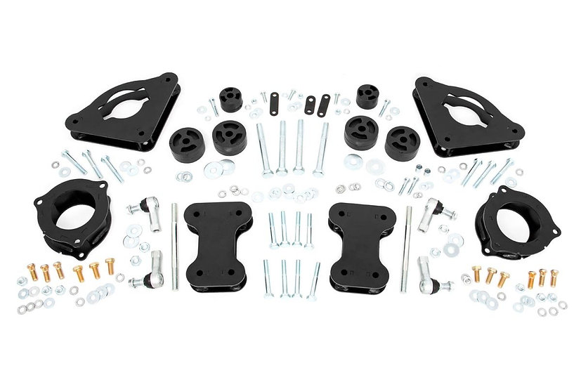 2in Jeep Suspension Lift (14-20 Renegade/17-20 Compass)