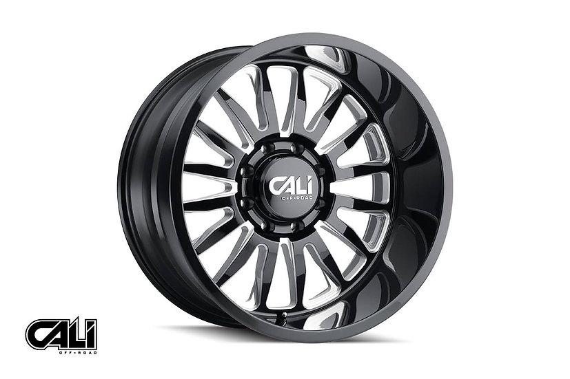Cali Off-Road Summit Wheel, 20x10 (6x139.7)