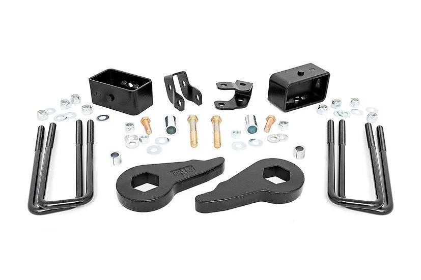 1.5 - 2.5in GM Leveling Lift Kit | No Shocks (99-06 1500 PU 4WD)