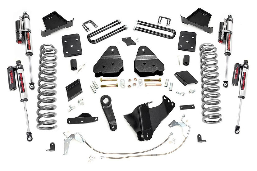 6in Ford Suspension Lift Kit | Vertex (11-14 F-250 4WD | Gas | Overloads)