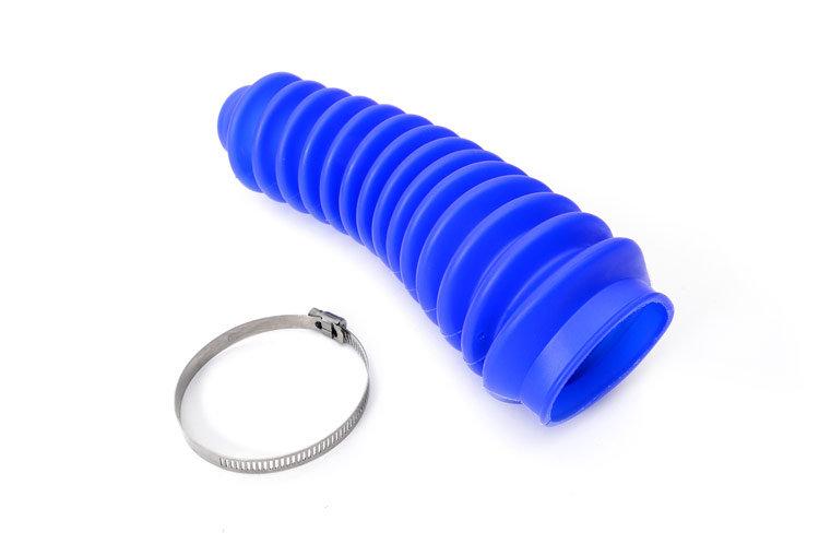 Blue Shock Boot