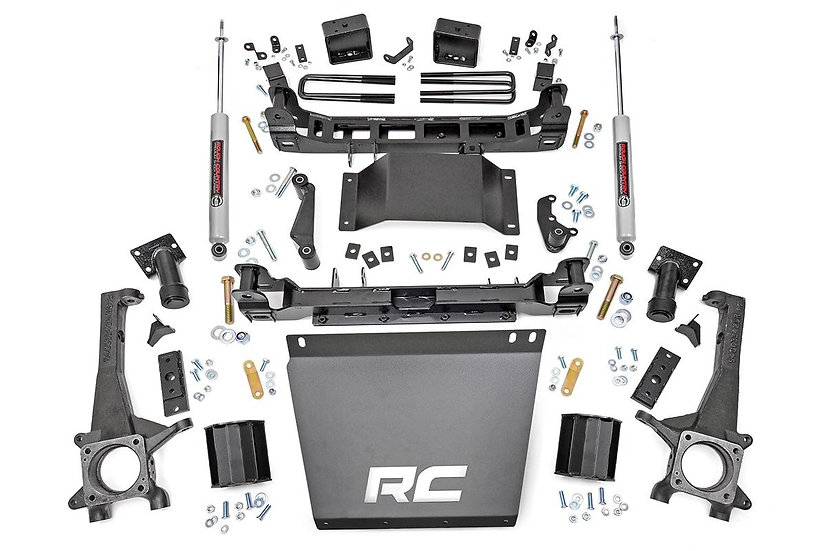 6in Toyota Suspension Lift Kit (16-21 Tacoma 4WD/2WD)